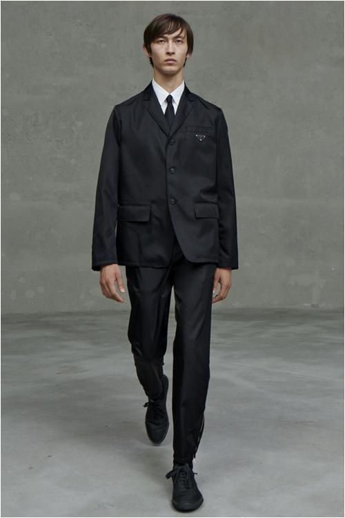 Trend herrmode 2021: kostymer - från prada