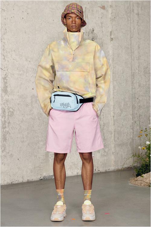 Kläder i pastell från MSGM