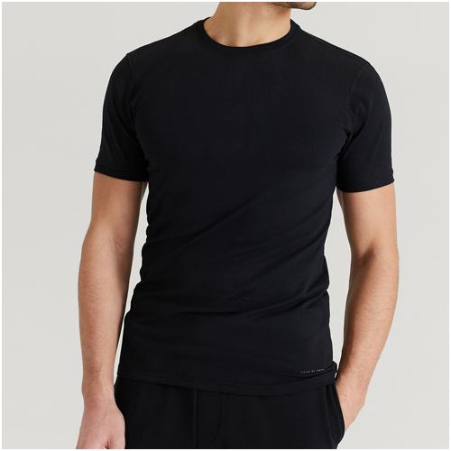 svart t-shirt herr