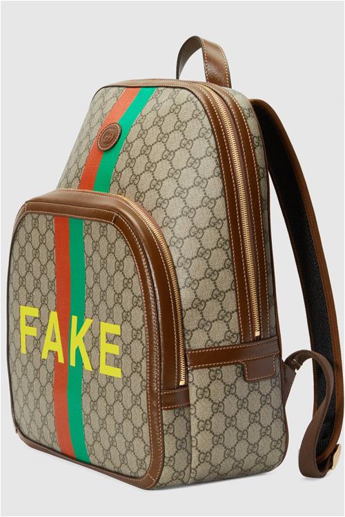 Gucci ryggsäck herr