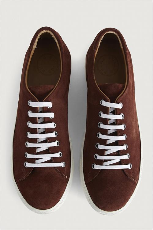mocka sneakers herr Human Scales