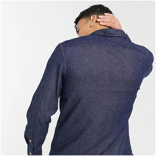 levis jeansskjorta herr