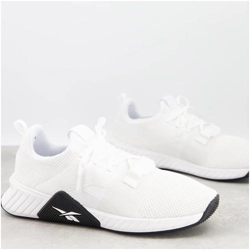 reebok vita sneakers herr