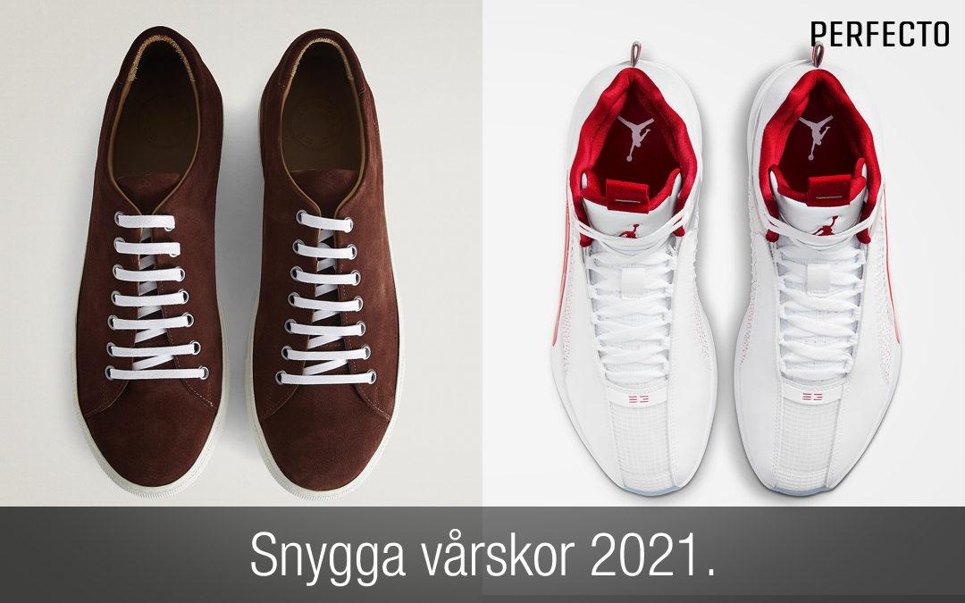Vårskor herr 2021 – snygga skor för killar!