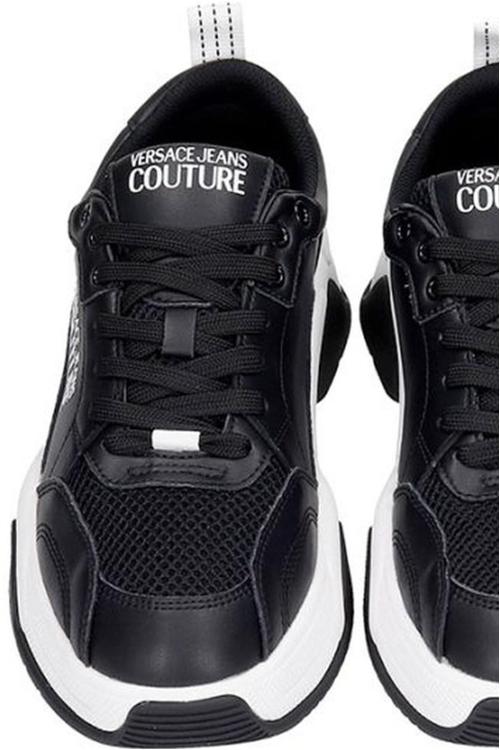 versace jeans couture svarta sneakers